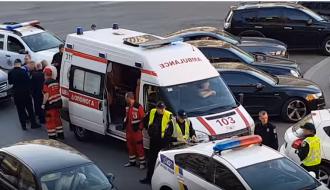 В центре Киева избили нардепа Мустафу Найема: опубликовано видео
