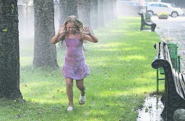 Какая погода ждет украинцев нынешним летом