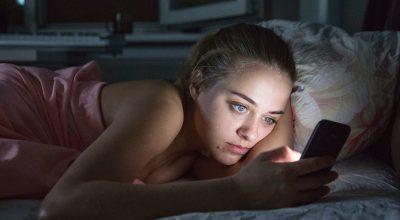 Информация для тех, кто оставляет на ночь телефон возле кровати