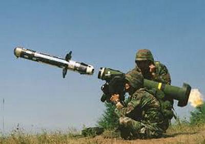 Что изменит появление «Джавелинов» в войне на Донбассе. ВИДЕО