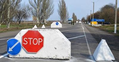 Движение автотранспорта на Донбассе будет временно ограничено — штаб ООС
