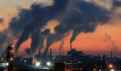 Ученые заявили о рекордной концентрации углекислого газа в атмосфере