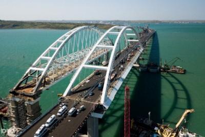 """Празднество с Путиным и """"Ночными волками"""": известна дата открытия Крымского моста"""