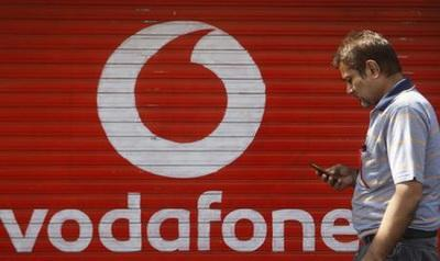 Что, опять? В Донецке проблемы с Vodafone