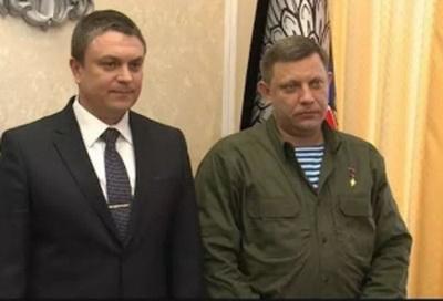 """В Луганске Захарченко заявил об объединении с """"ЛНР"""": стало известно, что боевики хотят доказать Украине"""