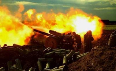 """Десант ВСУ нанес мощный удар по позициям """"ДНР"""": шквальным огнем, разбит блиндаж. ВИДЕО"""