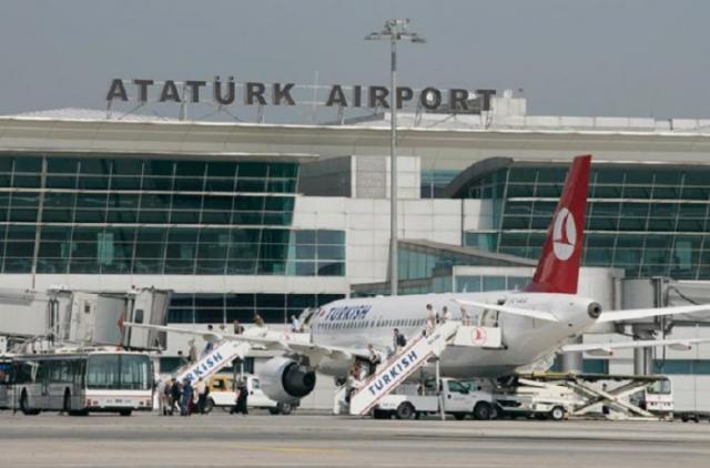 ДТП в турецком аэропорту: столкнулись два самолета. ВИДЕО