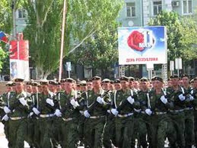 Простреленная грудь и пьяные побеги с мест несения службы. Как боевики ОРДЛО отметили 9 мая и «день республик»