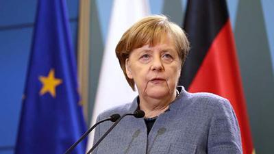 Меркель назвала способ решения конфликта на Донбассе