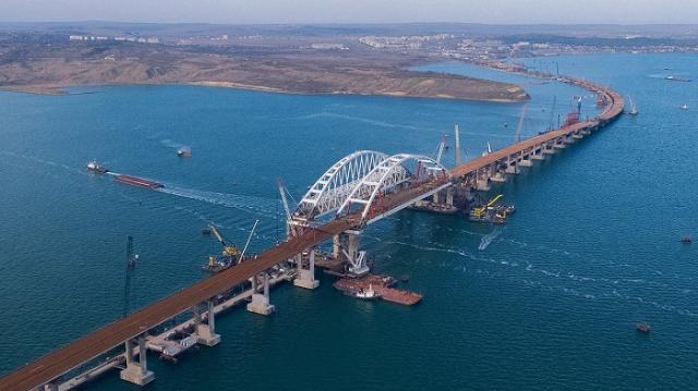 Москва резко ответила на заявление Госдепа США по Крымскому мосту