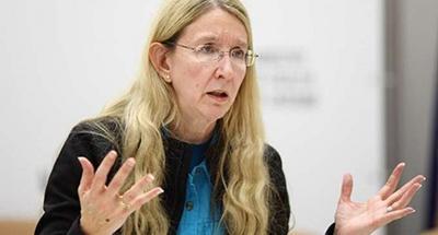 Супрун хочет запретить в Украине рекламу лекарств