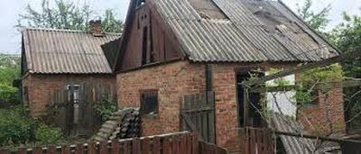 В ГСЧС рассказали о повреждении домов в поселке под Торецком
