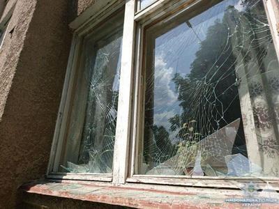 На Донетчине во время занятий боевики обстреляли школу
