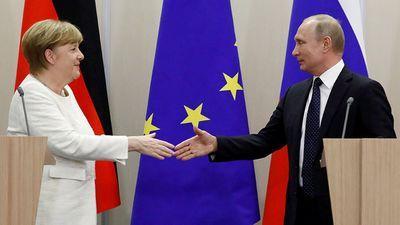 Путин, Меркель и Донбасс: о чем говорили в Сочи