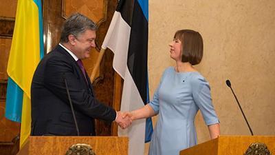 К Порошенко едет президент одной из стран НАТО