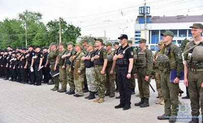 Троица на Донбассе: приняты серьезные меры безопасности