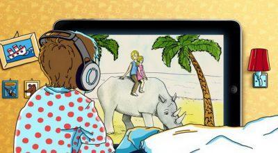 Польза чтения сказок маленьким детям