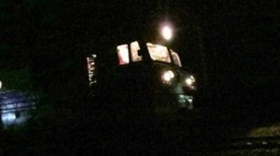 Через Горловку и Макеевку в направлении Иловайска ночью двигаются «странные» поезда