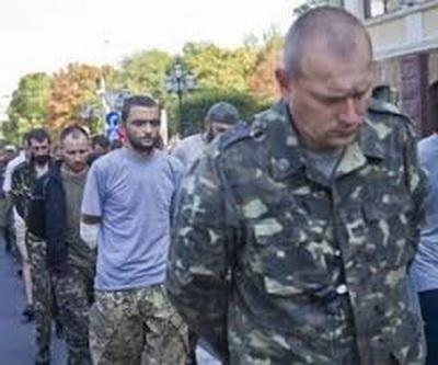 СБУ: на Донбассе в плену боевиков находится более 100 человек