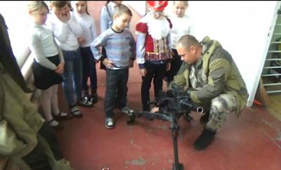 Дети оккупированного Донбасса, как одно из видов оружия в руках террористов