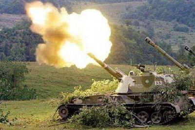 Луганщину расстреливают из артиллерии