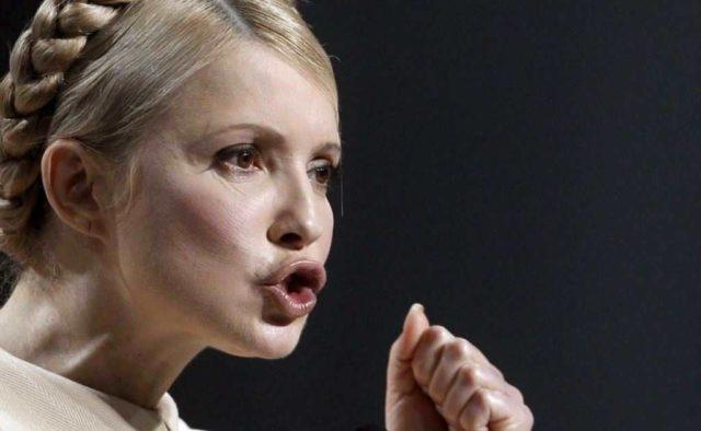 Над вами ставят эксперименты: Тимошенко выбрала первую политическую жертву