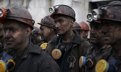 «Денег даже не пообещали»,— горняки Донбасса встретились с чиновниками Минэнергоугля