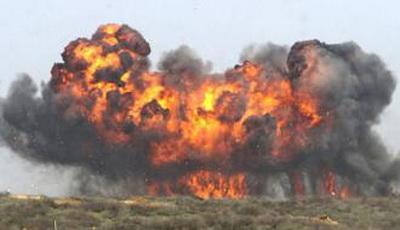 Сильный взрыв в Горловке: «Все задрожало»