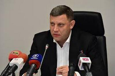 Захарченко угрожает Украине «Чебурашками» морского базирования. ВИДЕО