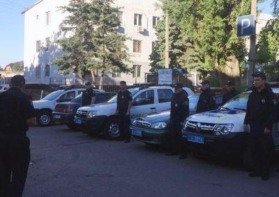 На Донбассе начала спецоперация