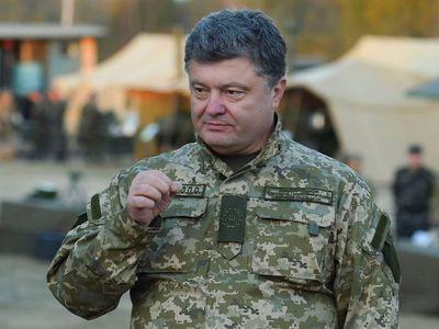Порошенко уверяет, что его тянет на Донбасс