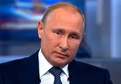 """Путин сегодня угрожал украинской государственности и открыто заявил о поддержке """"ДНР"""" и """"ЛНР"""""""