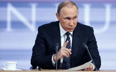 Путин выступил с новыми громкими угрозами в адрес Украины по Донбассу. ВИДЕО