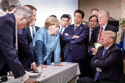 """Кроме Трампа: лидеры стран """"Большой семерки"""" поддержали Украину и осудили Россию"""