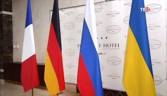 «Голубые каски» и конфликт на Донбассе. Что будут обсуждать главы МИДов «нормандской четверки»