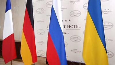 """""""Нормандская"""" встреча: в Берлине предчувствуют тяжелый разговор"""