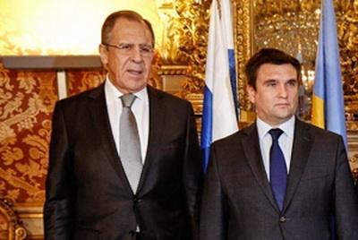 """После переговоров с Лавровым в Берлине Климкин рассказал о """"хороших новостях"""""""
