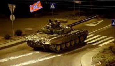 Ночью в Донецке замечено движение тяжелой техники. Жители встревожены