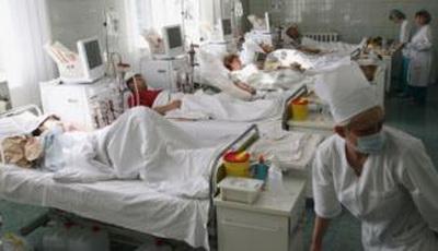 В Днепр доставлены три раненых бойца ВСУ. Крайне тяжелое состояние