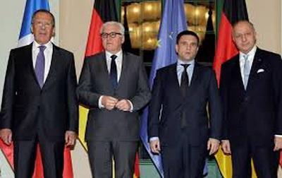 Стали известны итоги переговоров «Нормандской четверки»