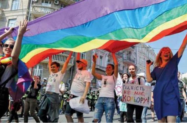 Марш ЛГБТ в Киеве: кто из политиков и звезд пройдет под радужными флагами