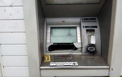 В Харькове взорвали банкомат: украдены деньги