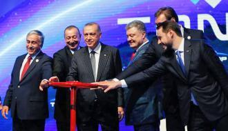 В Турции торжественно открыли газопровод в обход России