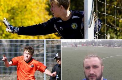 Журналист показал футболистов, которых убила Россия