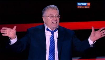 """""""Вся Новороссия будет под российским флагом..."""" - Жириновский рассказал, как Москва хочет делить Украину"""