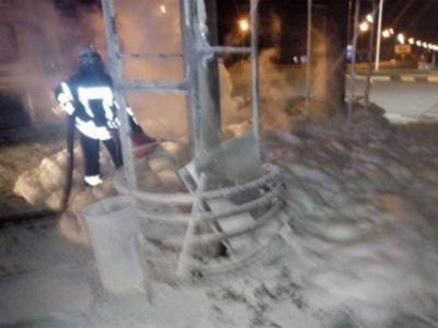 """""""Забыл вынуть пистолет"""", мощный взрыв на АЗС под Киевом из-за небрежного клиента. ВИДЕО"""