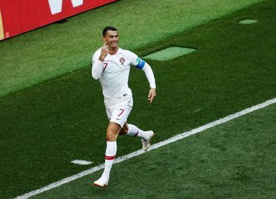 Роналду установил исторический рекорд