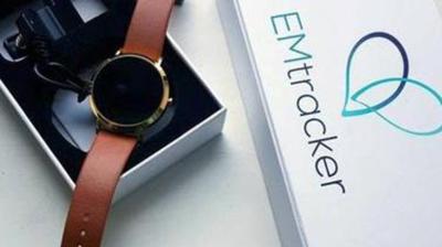 Украинский стартап создал антистрессовые часы