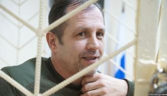 Украинский политзаключенный Балух перешел на сухую голодовку