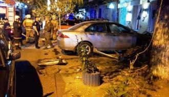 В центре Одессы взорвали автомобиль, есть пострадавший
